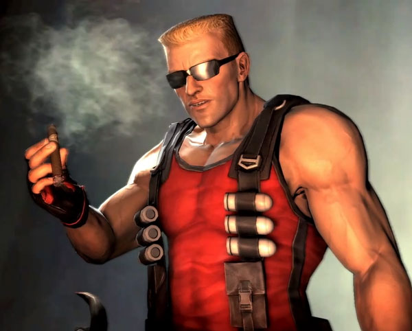 Jon St John as Duke Nukem